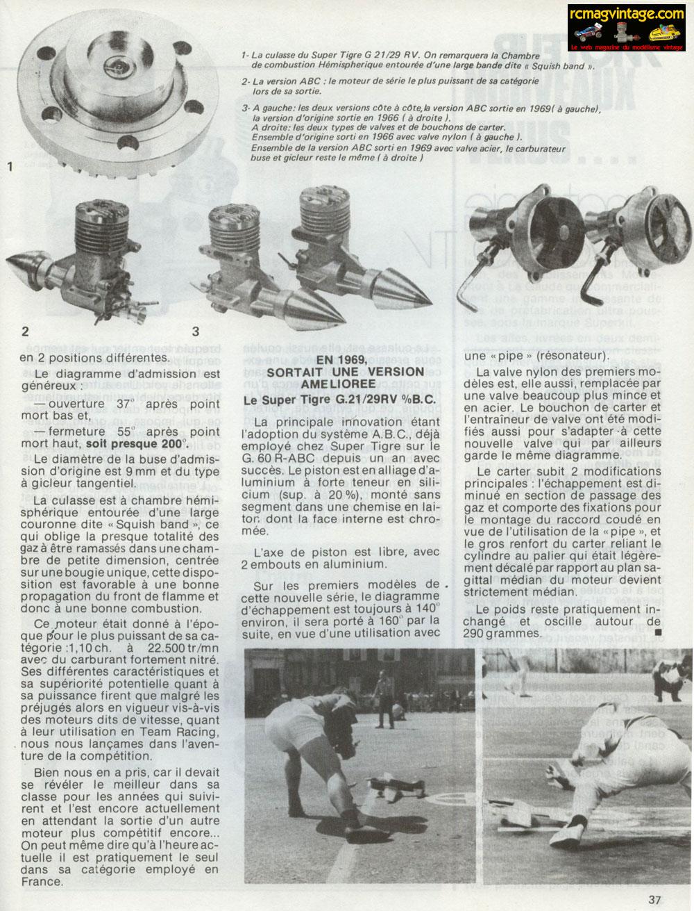 les articles revues moteurs avions du mus u00e9e virtuel de rcmagvintage com